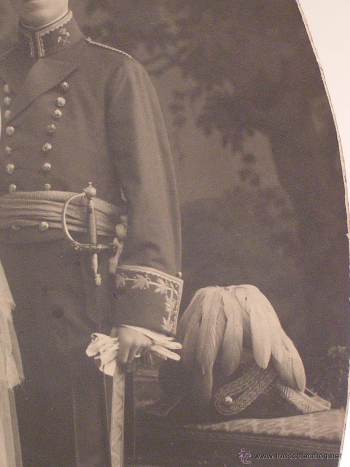 Militaria: Fotografía Ingeniero de Minas Época Alfonso XIII - Foto 2 - 54450165