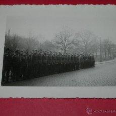 Militaria: FOTO FORMACIÓN SOLDADOS WEHRMACHT 022. Lote 54490708