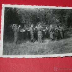 Militaria: FOTO BANDA MÚSICA WEHRMACHT 030. Lote 54490758