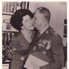 Militaria: FOTOGRAFIA ORIGINAL DEL GENERAL LUIS ALFONSO DE BAVIERA Y BORBON,AÑOS 70,OFICIAL DE LA DIVISION AZUL. Lote 54498138