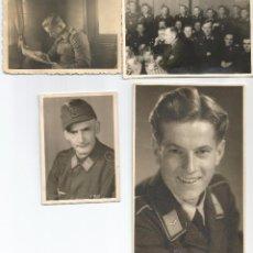 Militaria: LOTE 1 FOTOS ORIGINALES LUTWAFFE. Lote 54514169