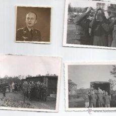 Militaria: LOTE 3 FOTOS ORIGINALES LUTWAFFE. Lote 54514297