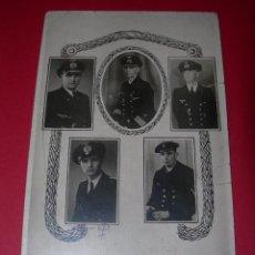 Militaria: POSTKARTE FAMILIA KRIEGSMARINE 02. Lote 54573520