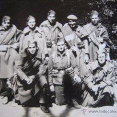 Militaria: FOTOGRAFÍA SOLDADOS DEL EJÉRCITO NACIONAL. BARCELONA GUERRA CIVIL. Lote 54579479
