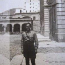 Militaria: FOTOGRAFÍA OFICIAL CABALLERÍA DEL EJÉRCITO NACIONAL. 5-1937. Lote 54579873