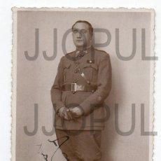 Militaria: MILITAR. ALFEREZ PROVISIONAL CON PARCHE. 1939. A. S. KOCH. VITORIA. ORIGINAL. Lote 54617859