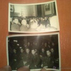 Militaria: LOTE 6 DE 2 FOTOS ORIGINALES. Lote 54743481