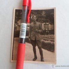 Militaria: FOTOGRAFÍA ANTIGUA ORIGINAL - SOLDADO - GUERRA CIVIL - VALENCIA. Lote 54770365