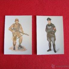 Militaria: UNIFORMES MILITARES DEL III REICH,LAS SS(1933-45). Lote 55199378