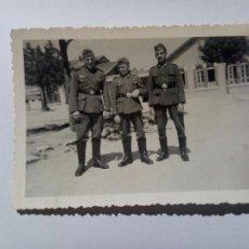 Militaria: FOTO 5 .OFICIALES ALEMANES .EL TERCER REICH . Lote 55237228