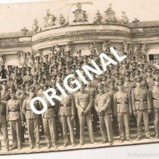 Militaria: SUBOFICIALES DE LA WEHRMACHT, FOTO EN SOPORTE DE CARTÓN. Lote 55345225