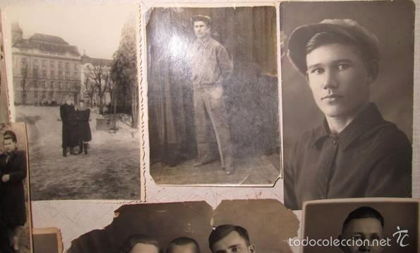 Militaria: Lote 24 fotos militares.Una familia sovietica .URSS - Foto 4 - 55832261
