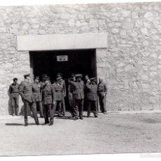 Militaria: FOTOGRAFÍA MILITARES DIVISIÓN AZUL 14 X 9 CM. Lote 55911046