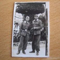 Militaria: FOTOGRAFÍA SOLDADOS AVIACIÓN. MURCIA 1943. Lote 56005754