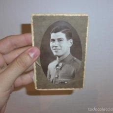 Militaria: ANTIGUA FOTOGRAFIA DE GUARDIA CIVIL DE LA REPUBLICA Y GUERRA CIVIL, ORIGINAL. Lote 56110532
