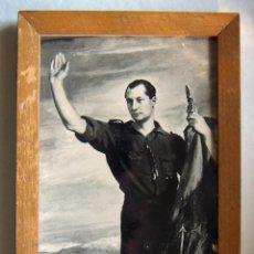 Militaria - Fotografia original de Jose Antonio Primo de Ribera - 56314468