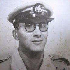 Militaria: FOTOGRAFÍA SARGENTO POLICÍA TERRITORIAL SAHARA ESPAÑOL. AAIUM 1966. Lote 56326116