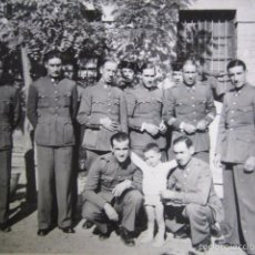 Militaria: FOTOGRAFÍA GUARDIAS CIVILES. SEGUNDA REPÚBLICA. Lote 56326195