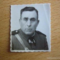 Militaria: FOTOGRAFÍA GUARDIA CIVIL CARABINERO. MADRID 1941. Lote 56326247