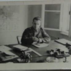 Militaria: FOTOGRAFÍA POSTAL SOLDADO ALEMÁN. ALEMANIA. II GUERRA MUNDIAL. 3-8-1941. ORIGINAL Y ÚNICA. Lote 56697602