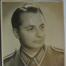 Militaria: FOTOGRAFÍA POSTAL OFICIAL ALEMÁN. EGER, ALEMANIA. II GUERRA MUNDIAL. 1944. ORIGINAL Y ÚNICA. Lote 56697709