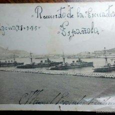 Militaria: ESCUADRA REPUBLICANA CARTAGENA 1935. Lote 56773878