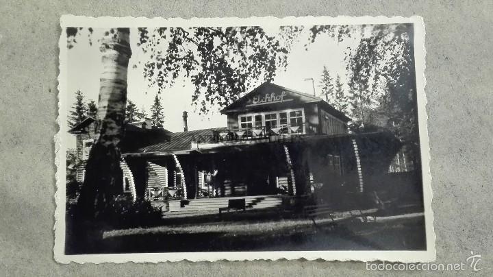 FOTOGRAFÍA DE LA DIVISIÓN AZUL EN RUSIA. ELCHOF. (Militar - Fotografía Militar - II Guerra Mundial)