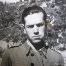 Militaria: FOTOGRAFÍA ALFÉREZ DEL EJÉRCITO ESPAÑOL. 1943. Lote 57033317