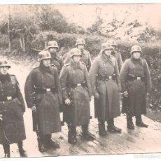 Militaria: TROPAS WEHRMACHT EN FORMACIÓN. Lote 60613981