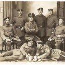 Militaria: FOTOGRAFÍA POSTAL MILITAR WW1 PRIMERA GUERRA MUNDIAL SOLDADOS. Lote 57218079