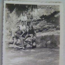Militaria: GUERRA CIVIL : GRUPO DE MILITARES DE ARTILLERIA . COFRANTES, 1936. Lote 57240738