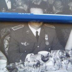Militaria: AVIACION : COMANDANTE DE AVIACION MEDALLA MILITAR INDIVIDUAL , GERONA . 18 X 24 CM. Lote 57578172