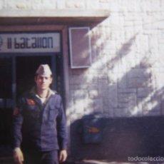 Militaria: FOTOGRAFÍA SOLDADO DIVISIÓN ACORAZADA BRUNETE.. Lote 57591445