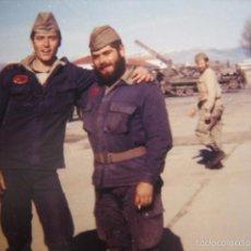 Militaria: FOTOGRAFÍA CABO DIVISIÓN ACORAZADA BRUNETE. EL GOLOSO. Lote 57607324