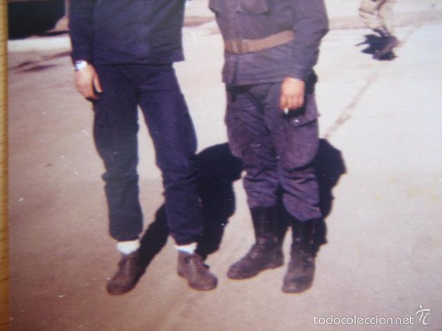 Militaria: Fotografía cabo División Acorazada Brunete. El Goloso - Foto 3 - 57607324