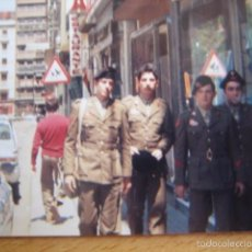Militaria: FOTOGRAFÍA CABOS DIVISIÓN ACORAZADA BRUNETE.. Lote 57618932
