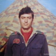 Militaria: FOTOGRAFÍA CABO DIVISIÓN ACORAZADA BRUNETE.. Lote 57619801