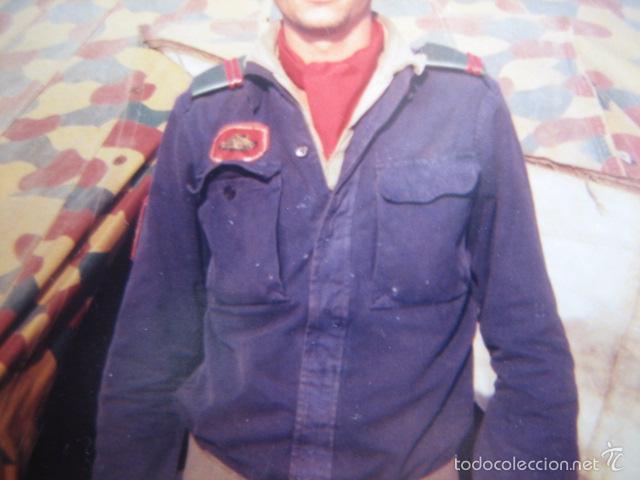 Militaria: Fotografía cabo División Acorazada Brunete. - Foto 3 - 57619801