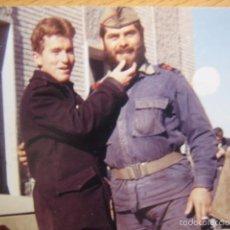 Militaria: FOTOGRAFÍA SOLDADO DIVISIÓN ACORAZADA BRUNETE.. Lote 57619816