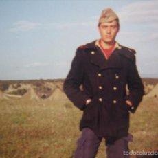 Militaria: FOTOGRAFÍA CABO DIVISIÓN ACORAZADA BRUNETE.. Lote 57633634