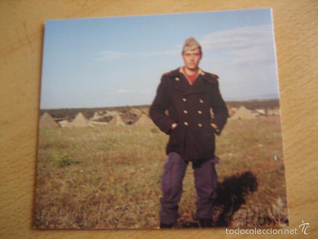 Militaria: Fotografía cabo División Acorazada Brunete. - Foto 2 - 57633634