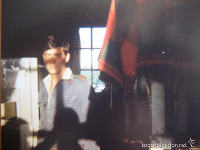 FOTOGRAFÍA SOLDADO DIVISIÓN ACORAZADA BRUNETE. (Militar - Fotografía Militar - Otros)