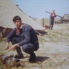 Militaria: FOTOGRAFÍA CABO DIVISIÓN ACORAZADA BRUNETE.. Lote 57646089
