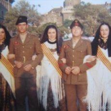 Militaria: FOTOGRAFÍA CABO DIVISIÓN ACORAZADA BRUNETE.. Lote 57646125