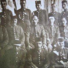 Militaria: FOTOGRAFÍA GUARDIAS CIVILES. ALFONSO XIII. Lote 57663223