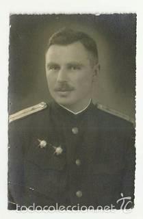Militaria: Lote 2 .Seis fotos militares sovieticos .URSS - Foto 2 - 57696180
