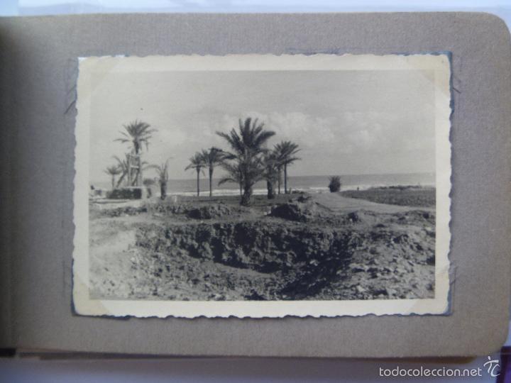 Militaria: ALBUM DE FOTOS DE UN COMBATIENTE ALEMAN DEL AFRIKA KORP EN LIBIA. EX LEGION CONDOR ? - Foto 8 - 56049471