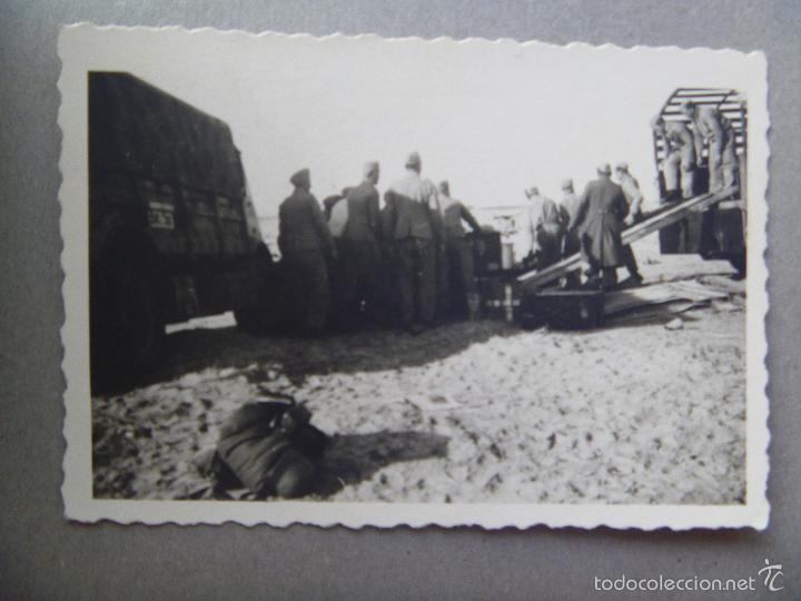 Militaria: ALBUM DE FOTOS DE UN COMBATIENTE ALEMAN DEL AFRIKA KORP EN LIBIA. EX LEGION CONDOR ? - Foto 11 - 56049471