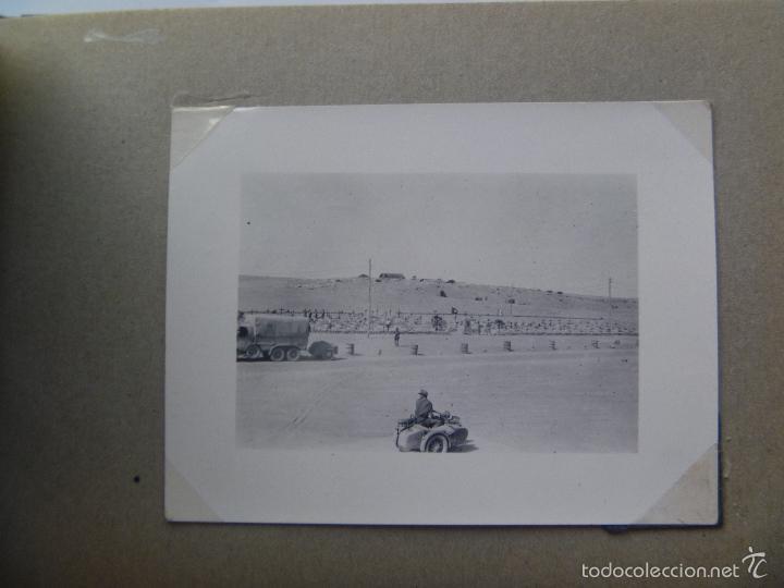 Militaria: ALBUM DE FOTOS DE UN COMBATIENTE ALEMAN DEL AFRIKA KORP EN LIBIA. EX LEGION CONDOR ? - Foto 13 - 56049471