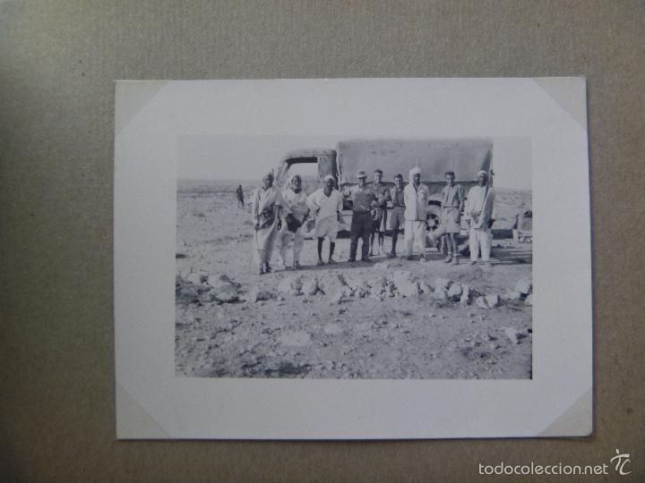 Militaria: ALBUM DE FOTOS DE UN COMBATIENTE ALEMAN DEL AFRIKA KORP EN LIBIA. EX LEGION CONDOR ? - Foto 14 - 56049471